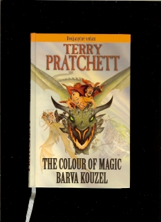 Terry Pratchett: The colour of magic. Barva kouzel